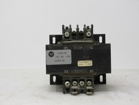 Allen Bradley 250 VA Single Phase 600/120 Volt