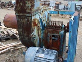 Mainland Foundry 18 x 18 Centrifugal Blower