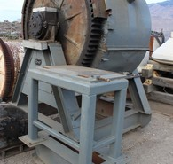 Patterson 60 x 42 Ball Mill