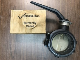 "6"" Victaulic Butterfly Valves"