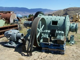 Allis Chalmers 5 X 7 Ball Mill