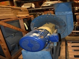 30 HP Centrifugal Blower