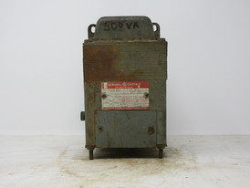 General Electric 500 VA Control Transformer