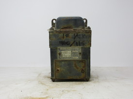General Electric 250 VA Control Transformer