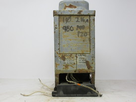 General Electric 2000 VA Control Transformer
