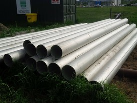 10 Inch Stainless Steel Pipe