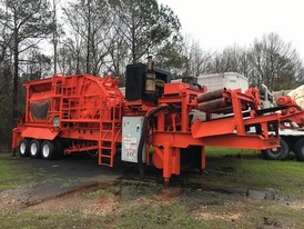 Eagle Crusher 500-05CV Portable Impact Crushing Plant
