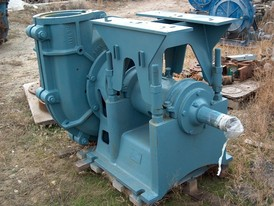 Allis Chalmers 8 x 8 x 25 Slurry Pump
