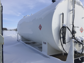 50,000 Liter Fuel Storage Tanks