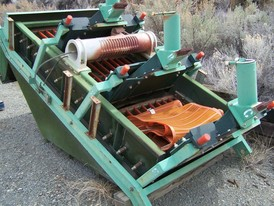Derrick 4 x 8 High Intensity Vibrating Screen