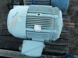 Westinghouse 60 hp Electric Motor