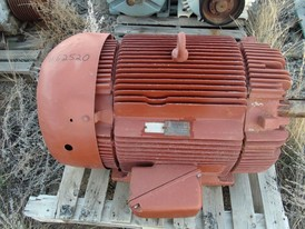 Canadian General Electric 250 HP Electric Motor
