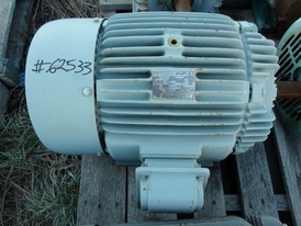 Westinghouse 25 HP Electric Motor