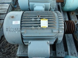 Baldor 25 HP Electric Motor
