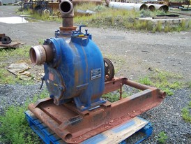 Gorman-Rupp 6 inch Trash Pump