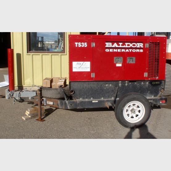 Baldor Diesel Generator Supplier Worldwide 30 Kw Diesel