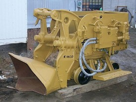 Eimco 24B Mucking Machines
