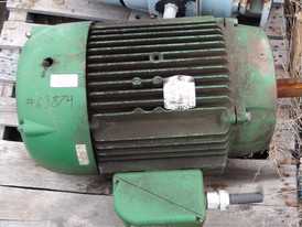 Baldor Super-E 40 HP Electric Motor