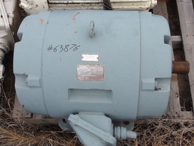 Allis Chalmers 60 HP Electric Motor