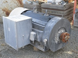 Toshiba 700 HP 460 Volt Electric Motor