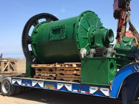 Denver Style 6 ft. x 8 ft. Ball Mill
