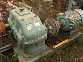 Hamilton Parallel Gear Reducer