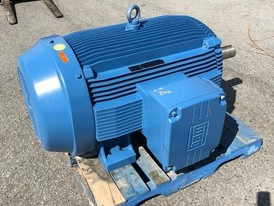 WEG 300 HP 575 Volt Electric Motor