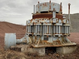 5.5 ft. Symons Cone Crusher for Sale