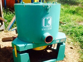Knelson MD-20 Concentrator