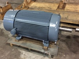 Siemens 250 HP Explosion Proof Electric Motors