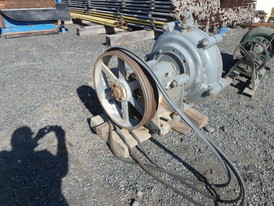 Warman 10-8 FM Rubber Lined Slurry Pump