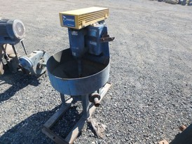 Metso VT40 1.5 in. Vertical Bowl Pump
