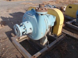 Toyo 4 in. x 3 in. Heavy Duty Horizontal High Chrome Slurry Pumps