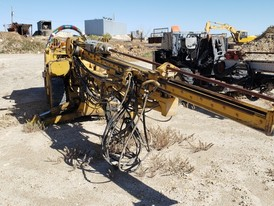 Secoma ATH12 Single Boom Jumbo Drill