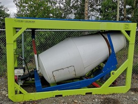 Cart-Away Concrete Systems Inc. C.U.B.E. 150 Portable Batch Plant