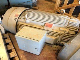 Reliance 300 HP Electric Motor