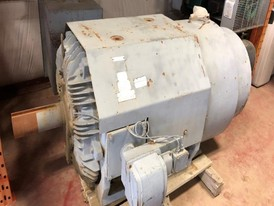 Westinghouse 400 HP 575 Volt Electric Motor