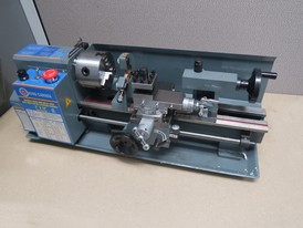 King Canada 7 in. x 12 in. Metal Lathe