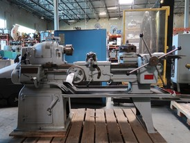 South Bend Turret Lathe