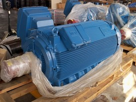 WEG 650 hp Electric Motors