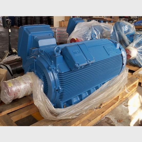 New Weg Electric Motor Supplier Worldwide 650 Hp Weg