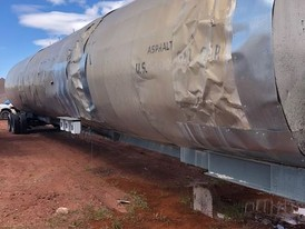 Childers 30,000 Gallon Portable Fuel Tank