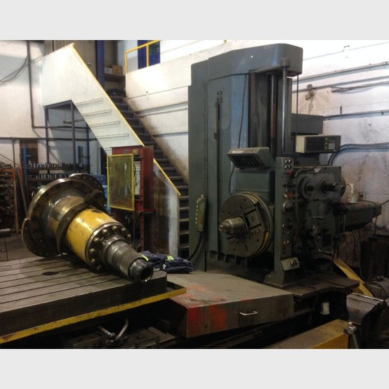 Stanko Horizontal Boring Mill Supplier Worldwide Used