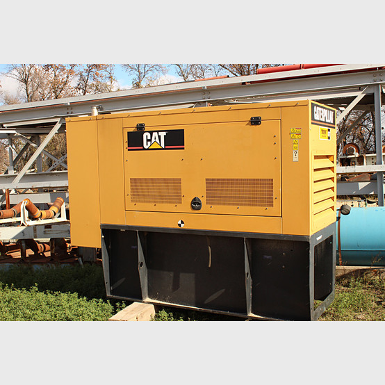Cat Diesel Generator Supplier Worlwide Used Cat 100 Kw
