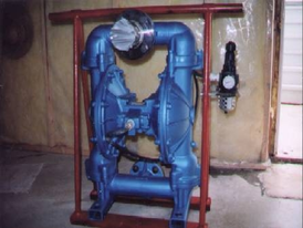 Warren Rupp Sandpiper Double Diaphragm Pump