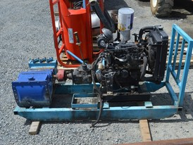 American Manufacturing AW1122BCD Piston Pump