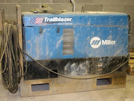 Miller Trailblazer 302 Welder
