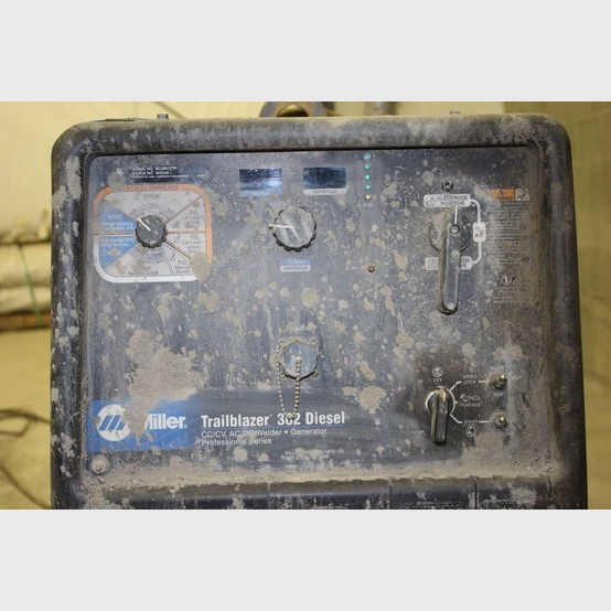 Miller welder supplier worldwide - Used Miller Trailblazer ...