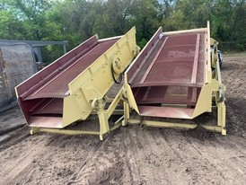 5 ft. x 12 ft. 2 Deck Incline Screens