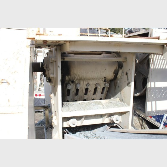 Used Austin Western Crushing Plant Supplier Worldwide